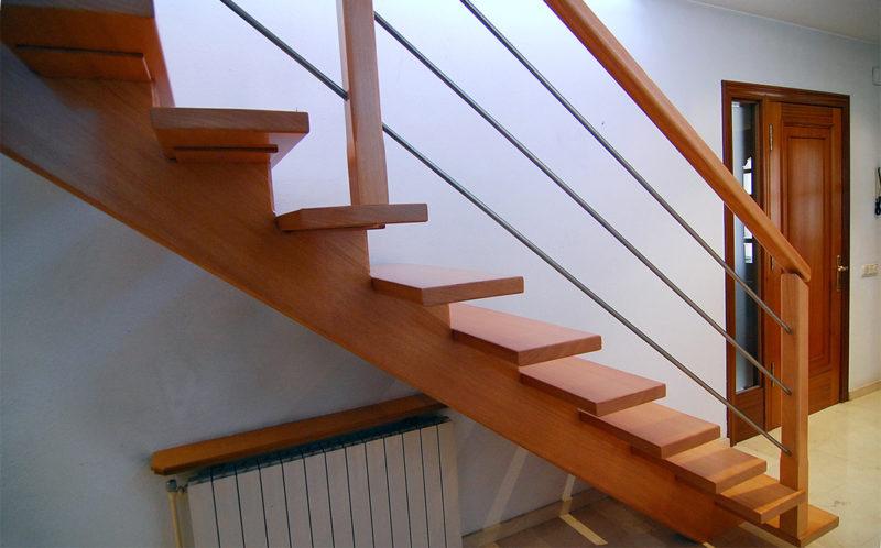 escala de fusta