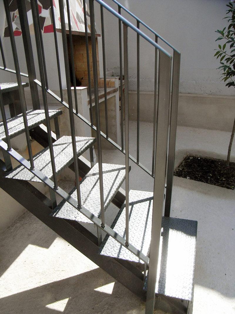 barana i escales exterior