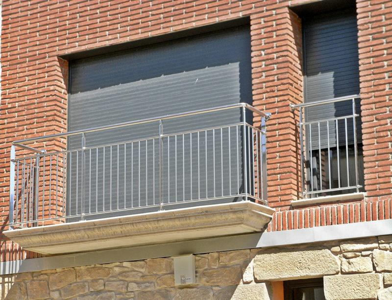 balconera exterior