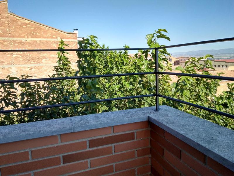 exterior balconera mur